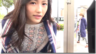 Watanabe Mayu in Deai no tsuzuki making.. (6)