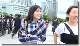 Watanabe Mayu in Deai no tsuzuki making.. (9)