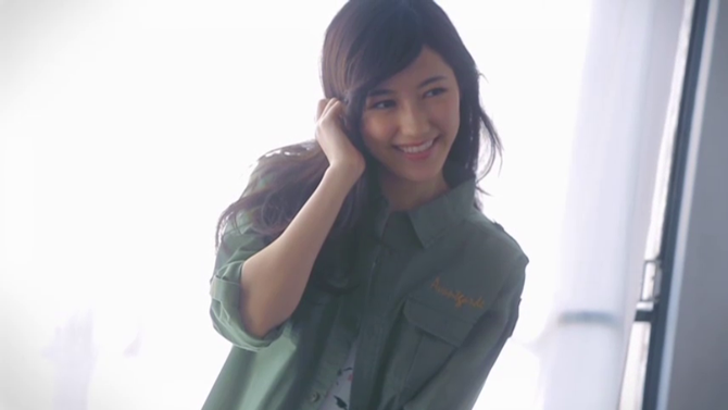 Watanabe Mayu in Onnanoko nara Avail special version.. (43)