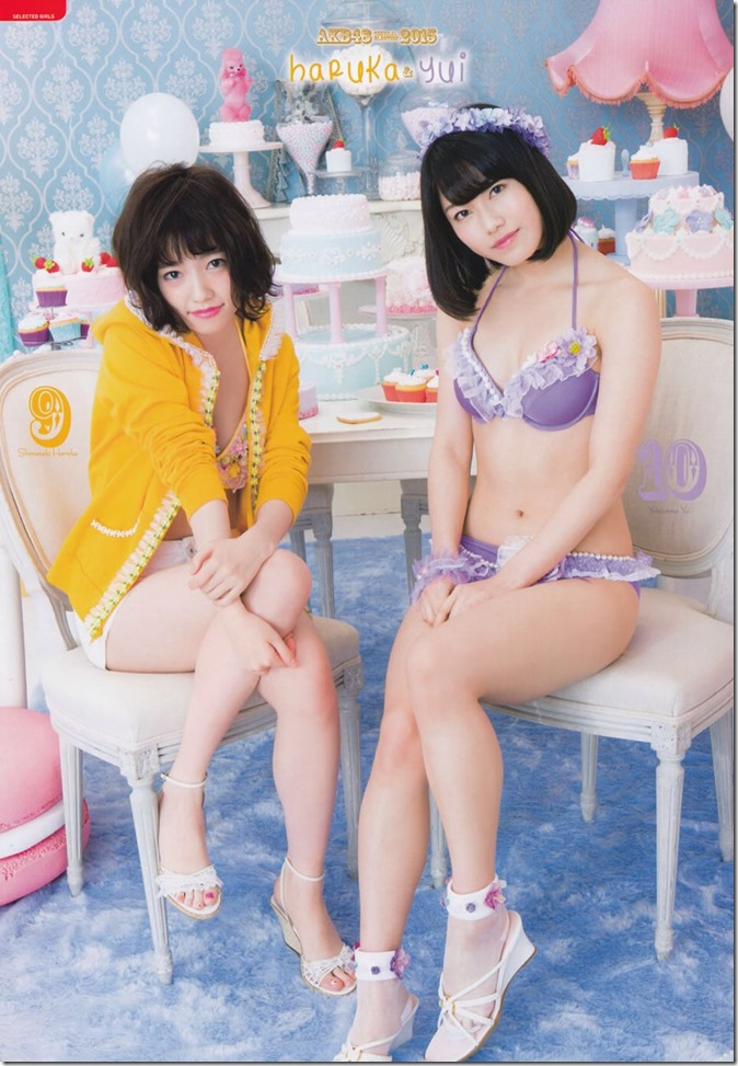 AKB48 Mizugi Surprise Announcement 2015 mook (11)