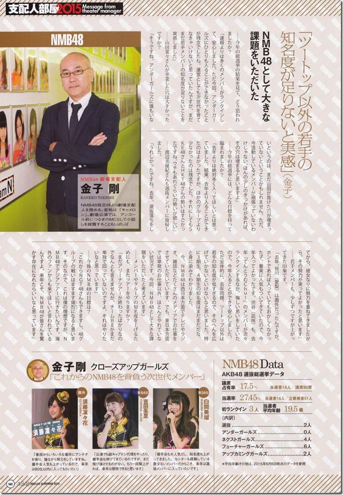 AKB48 Mizugi Surprise Announcement 2015 mook (137)