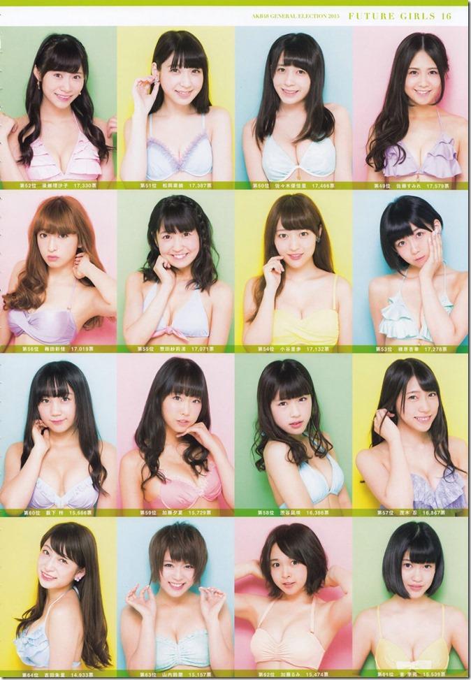 AKB48 Mizugi Surprise Announcement 2015 mook (142)