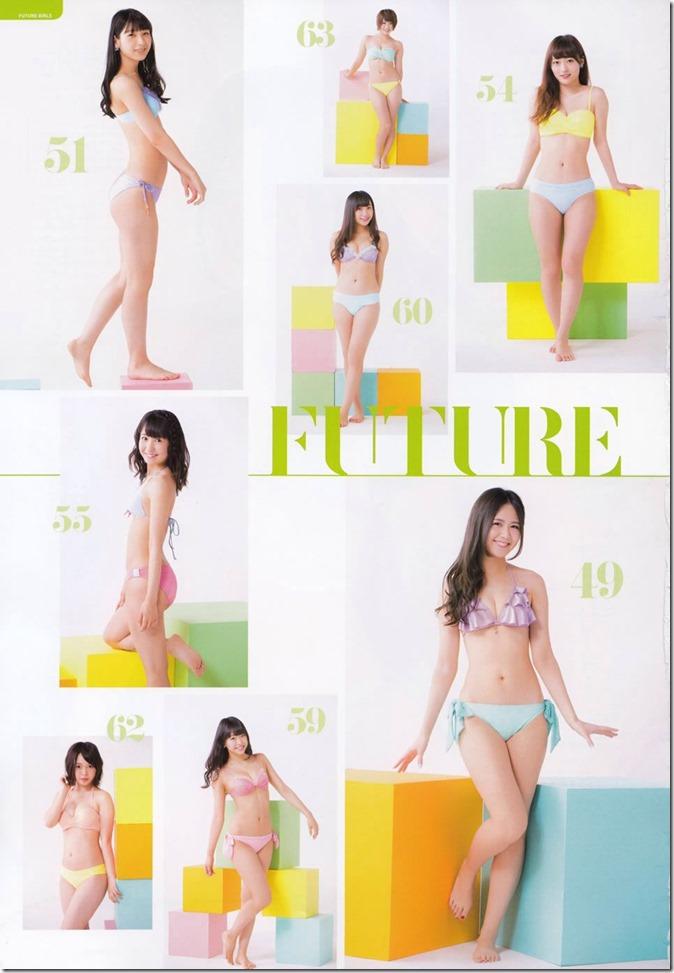 AKB48 Mizugi Surprise Announcement 2015 mook (93)