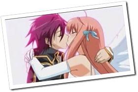 anime kiss..