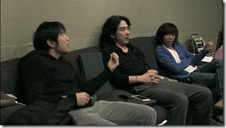Mr.Children in REFLECTION making of documentary (13)