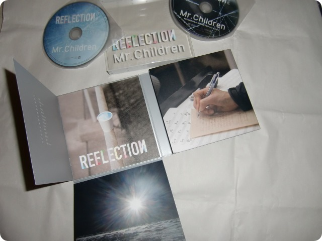 Mr.Children REFLECTION Naked Limited Edition Box set...