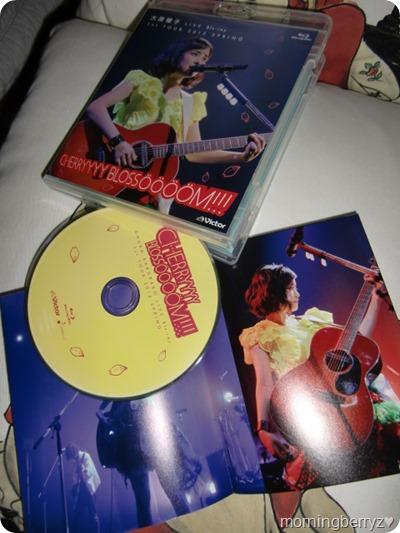 Ohara Sakurako LIVE Blu-Ray First Tour 2015 Spring CHERRYYYY BLOSSOOOOM!!!!
