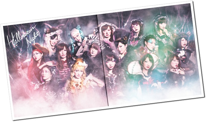 AKB48 Halloween Night