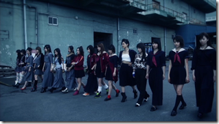 AKB48 in Yankee Machine Gun (17)