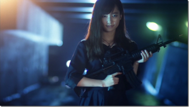 AKB48 in Yankee Machine Gun (23)