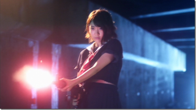 AKB48 in Yankee Machine Gun (48)