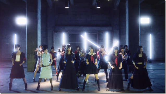 AKB48 in Yankee Machine Gun (53)