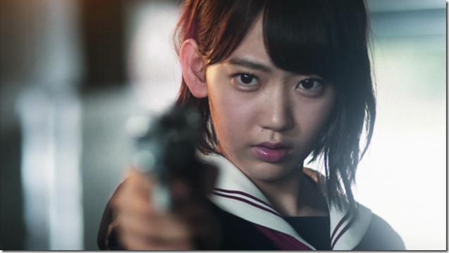 AKB48 in Yankee Machine Gun (8)