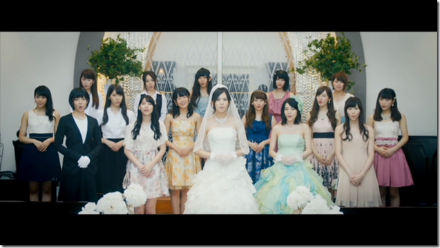 Future Girls in Kimi ni wedding dress wo.. (13)