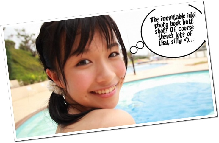 Haruka reads your mind...