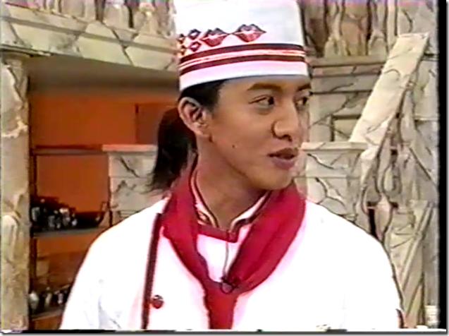 Nagasaku Hiromi on Smap Bistro.. (13)