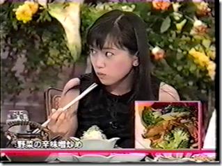 Nagasaku Hiromi on Smap Bistro.. (23)