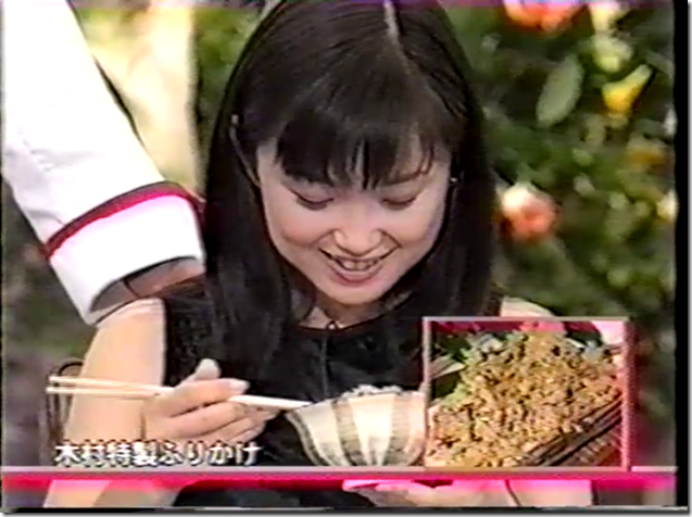 Nagasaku Hiromi on Smap Bistro.. (31)