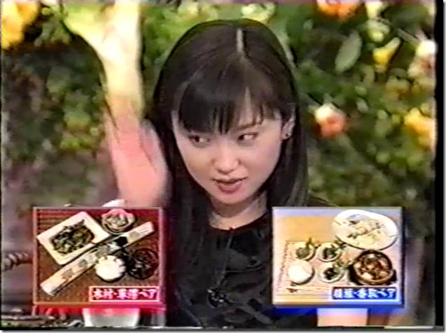 Nagasaku Hiromi on Smap Bistro.. (52)