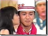 Nagasaku Hiromi on Smap Bistro.. (58)