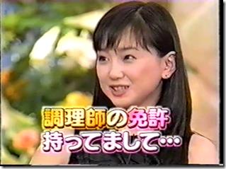 Nagasaku Hiromi on Smap Bistro.. (60)