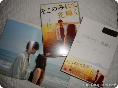 Soko nomi nite hikari kagayaku deluxe DVD versioin with slip jacket & photo book (2 disc set)