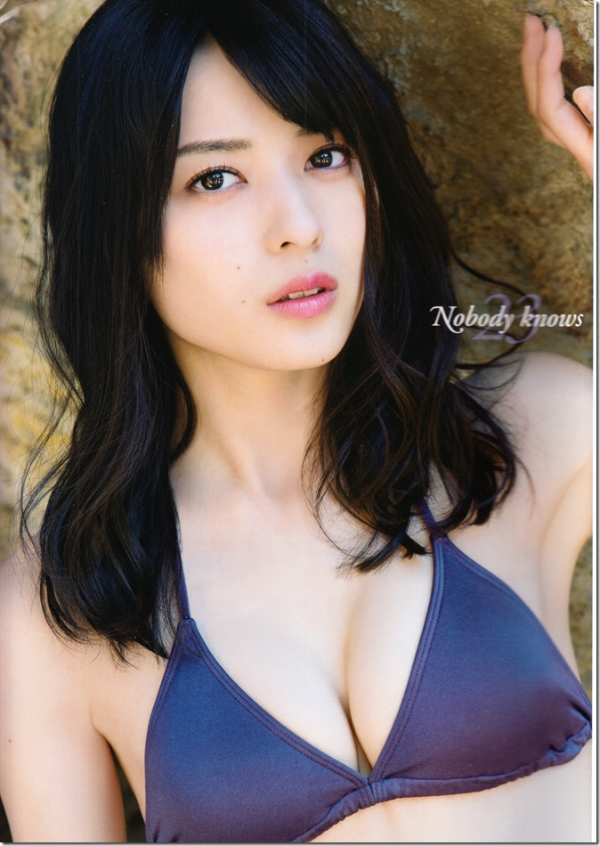 Yajima Maimi Nobody knows 23 shashinshuu (1)