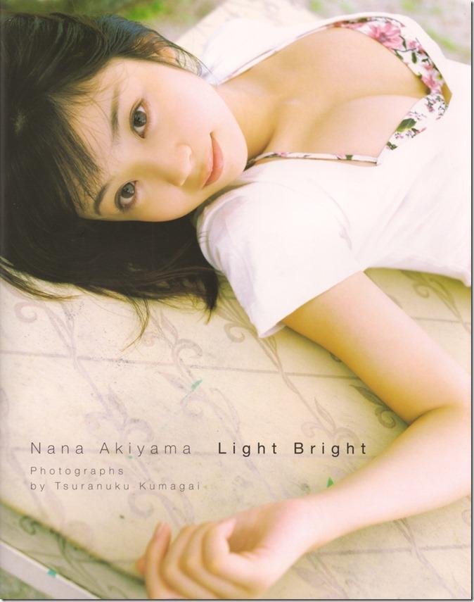 Akiyama Nana Light Bright shashinshuu....