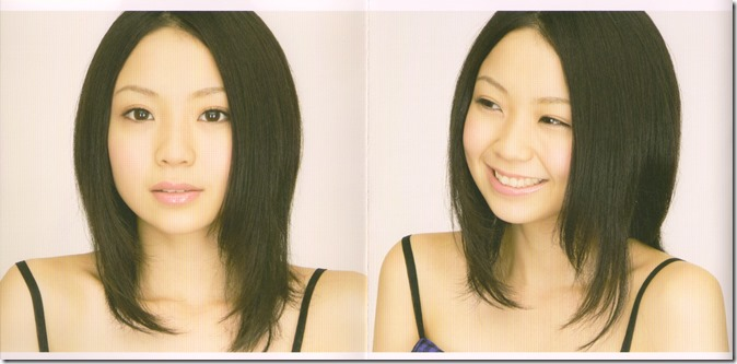 Akiyama Nana Sora wo oyogu sakana LE booklet scan2