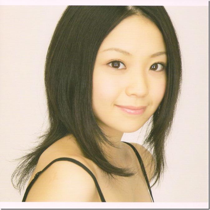 Akiyama Nana Sora wo oyogu sakana LE booklet scan3