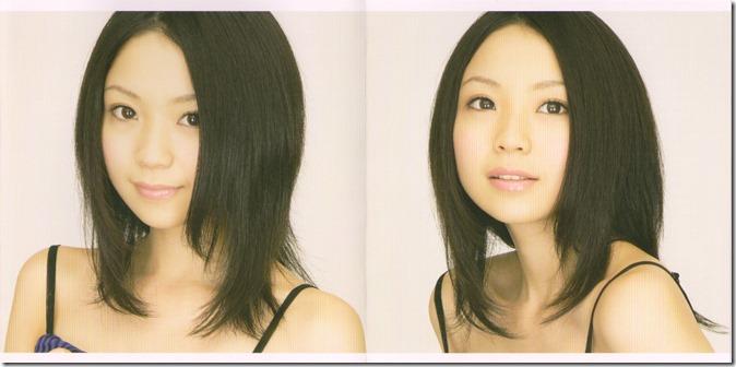Akiyama Nana Sora wo oyogu sakana LE booklet scan4