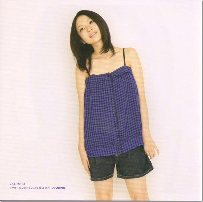 Akiyama Nana Sora wo oyogu sakana LE booklet scan5