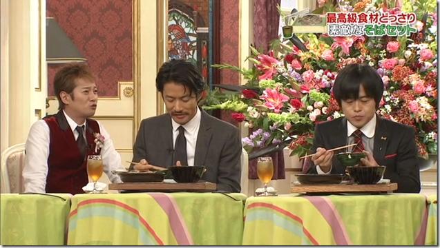 Bistro SMAP FT. Takenouchi Yutaka♥.. (33)