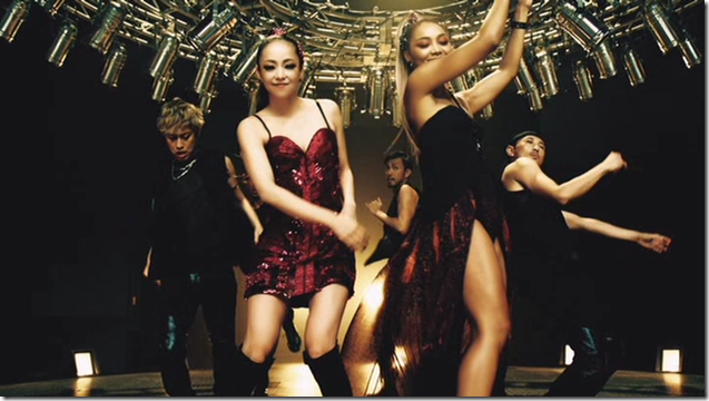 Crystal Kay Feat. Amuro Namie in REVOLUTION (52)