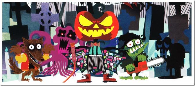 Halloween Dolls Halloween Party (6)