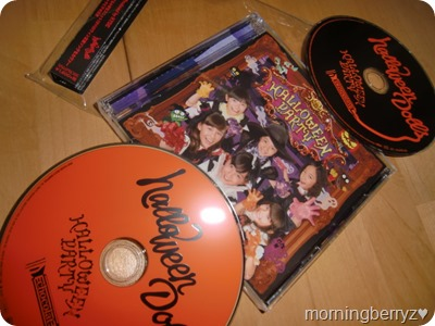 Halloween Dolls Halloween Party single with DVD release