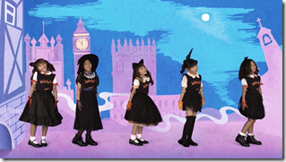 Halloween Dolls in Halloween Party (Dance V) (16)