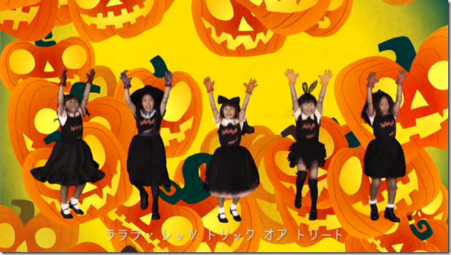 Halloween Dolls in Halloween Party (Dance V) (22)