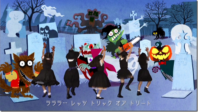 Halloween Dolls in Halloween Party (Dance V) (27)