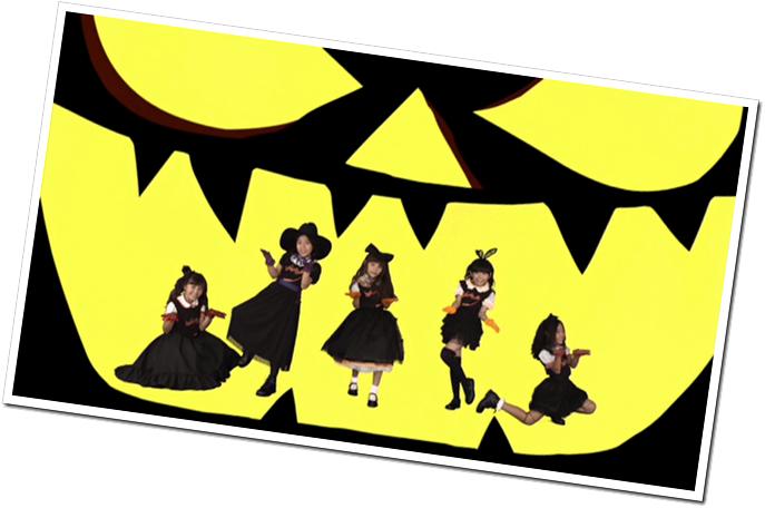Halloween Dolls in Halloween Party (Dance V) (28)