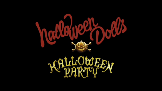 Halloween Dolls in Halloween Party (Dance V) (2)