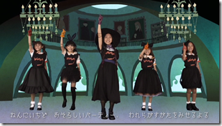 Halloween Dolls in Halloween Party (mv) (16)