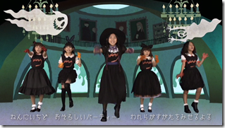 Halloween Dolls in Halloween Party (mv) (17)