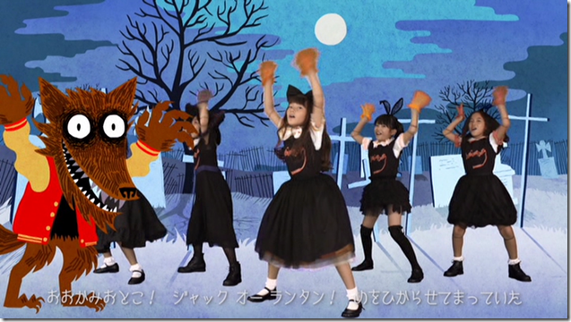 Halloween Dolls in Halloween Party (mv) (37)