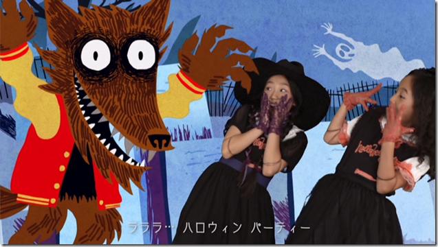 Halloween Dolls in Halloween Party (mv) (44)