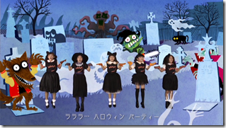 Halloween Dolls in Halloween Party (mv) (46)
