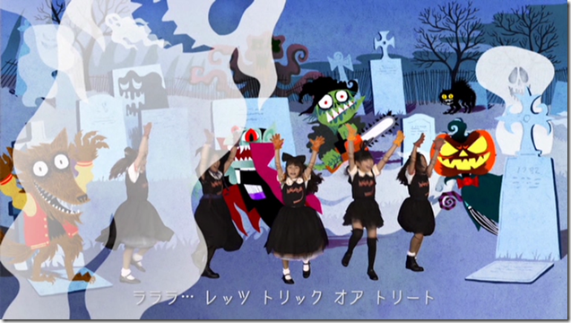 Halloween Dolls in Halloween Party (mv) (48)