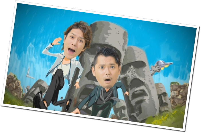 Tackey & Tsubasa in Jikan ryokou second! (24)