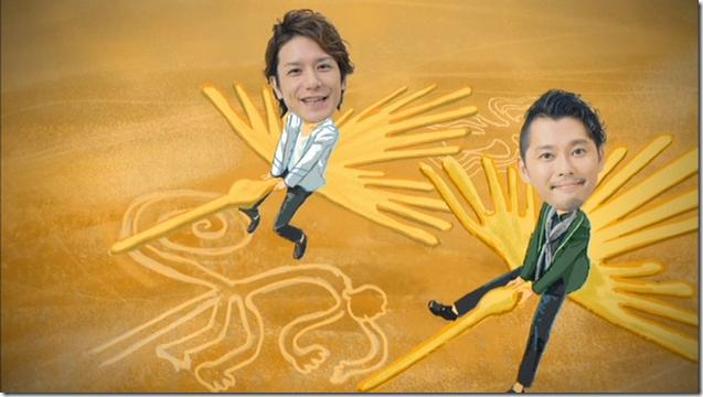 Tackey & Tsubasa in Jikan ryokou second! (25)