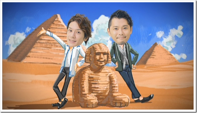 Tackey & Tsubasa in Jikan ryokou second! (28)